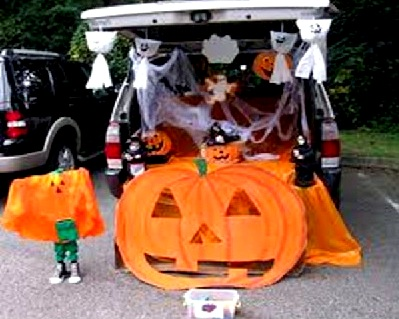 2nd Annual Trunk Or Treat Middleton Wi United Church Of Christ We