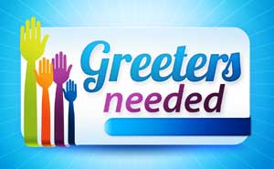greeters-needed