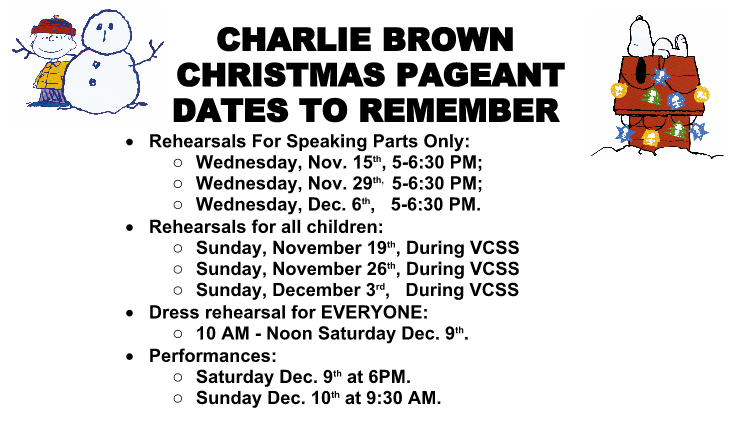 CharlieBrown_rehearsal_dates
